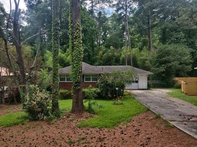1924 Kenwood Road, Smyrna, GA 30082 (MLS #6798991) :: Tonda Booker Real Estate Sales