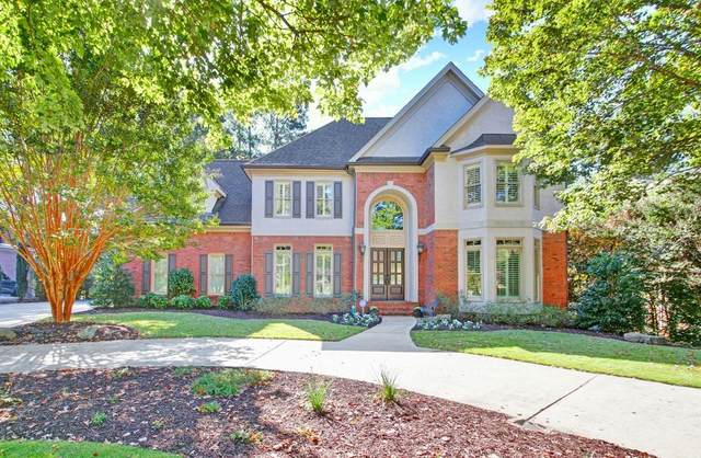 2458 Regency Lake Drive, Marietta, GA 30062 (MLS #6798997) :: HergGroup Atlanta