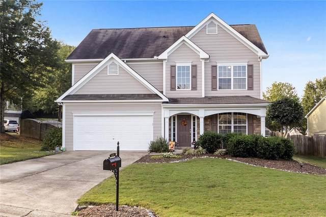 808 Slope Creek Way, Canton, GA 30115 (MLS #6799012) :: HergGroup Atlanta