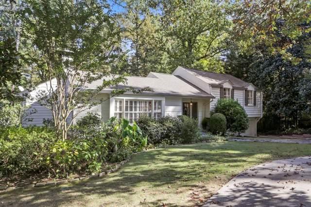 3833 Lake Forrest Drive, Atlanta, GA 30342 (MLS #6799017) :: Keller Williams