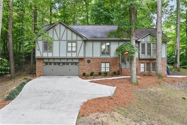 3070 Four Oaks Drive, Dunwoody, GA 30360 (MLS #6799023) :: RE/MAX Prestige