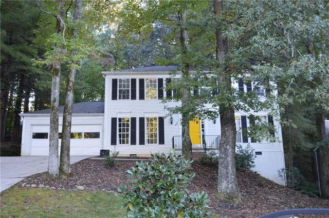 510 Cranberry Place, Roswell, GA 30076 (MLS #6799027) :: North Atlanta Home Team