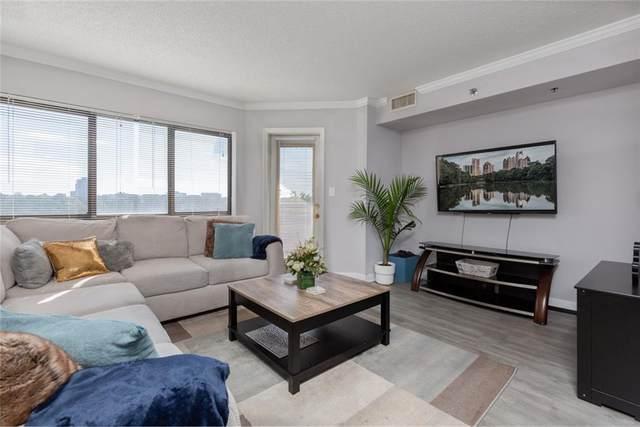 795 Hammond Drive #707, Atlanta, GA 30328 (MLS #6799032) :: Tonda Booker Real Estate Sales