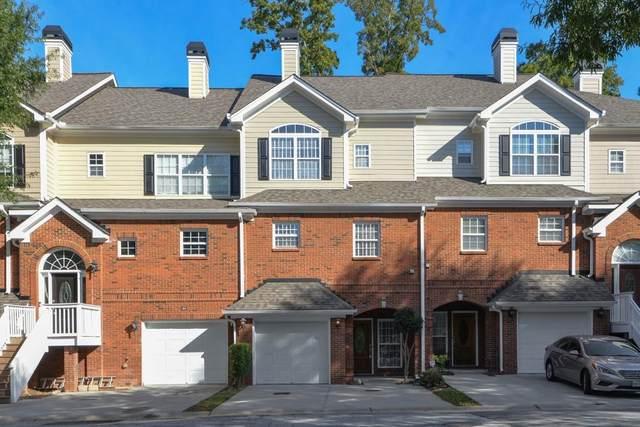 63 Elan Court, Alpharetta, GA 30022 (MLS #6799054) :: Tonda Booker Real Estate Sales