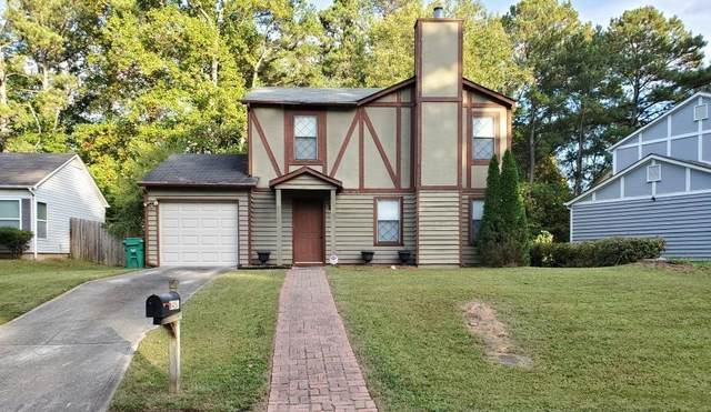 5458 Farmview Close, Stone Mountain, GA 30088 (MLS #6799059) :: Tonda Booker Real Estate Sales