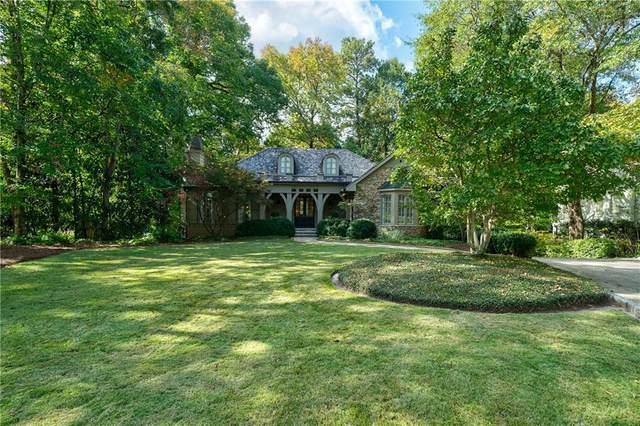 4270 Bakers Farm Place SE, Atlanta, GA 30339 (MLS #6799063) :: North Atlanta Home Team