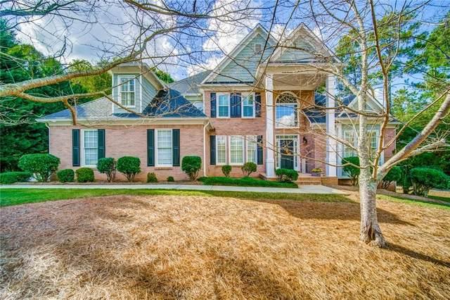 121 Wedgewood Falls Drive, Canton, GA 30114 (MLS #6799065) :: North Atlanta Home Team