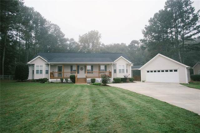 47 Clem Lowell Road, Carrollton, GA 30116 (MLS #6799076) :: Tonda Booker Real Estate Sales