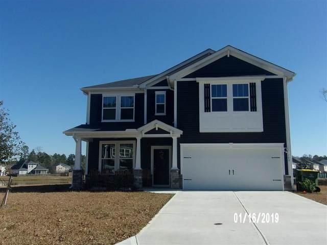 109 Savanna Drive, Pooler, GA 31322 (MLS #6799078) :: North Atlanta Home Team