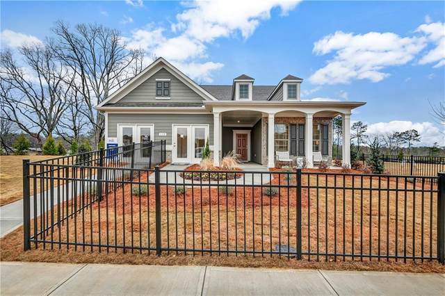 2711 Old Lost Mountain, Powder Springs, GA 30127 (MLS #6799117) :: The North Georgia Group