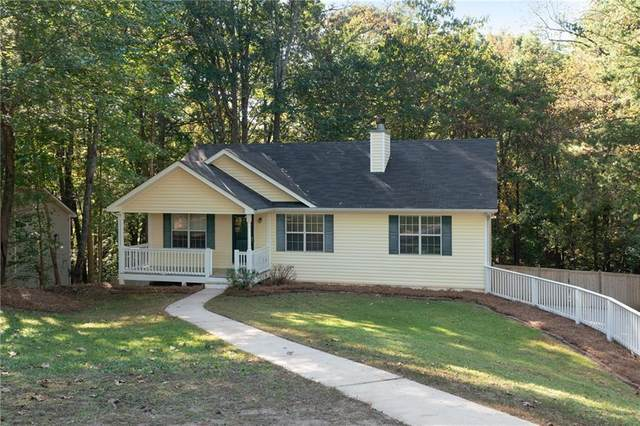 9020 Ponderosa Trail, Gainesville, GA 30506 (MLS #6799118) :: North Atlanta Home Team