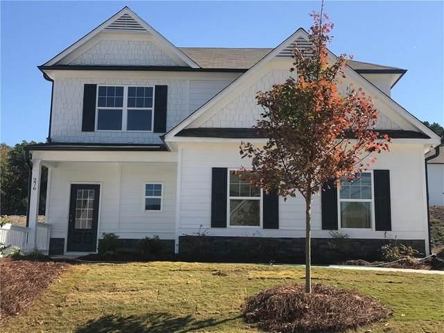 224 Shoals Bridge Road, Acworth, GA 30102 (MLS #6799123) :: AlpharettaZen Expert Home Advisors