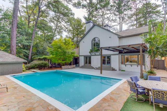 1855 Moores Mill Road NW, Atlanta, GA 30318 (MLS #6799135) :: AlpharettaZen Expert Home Advisors