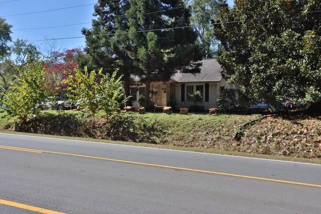 3223 Cleveland Highway, Gainesville, GA 30506 (MLS #6799142) :: The Justin Landis Group
