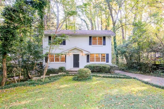 1127 Clifton Road NE, Atlanta, GA 30307 (MLS #6799170) :: North Atlanta Home Team