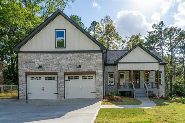 646 Shannon Drive NE, Marietta, GA 30066 (MLS #6799196) :: North Atlanta Home Team