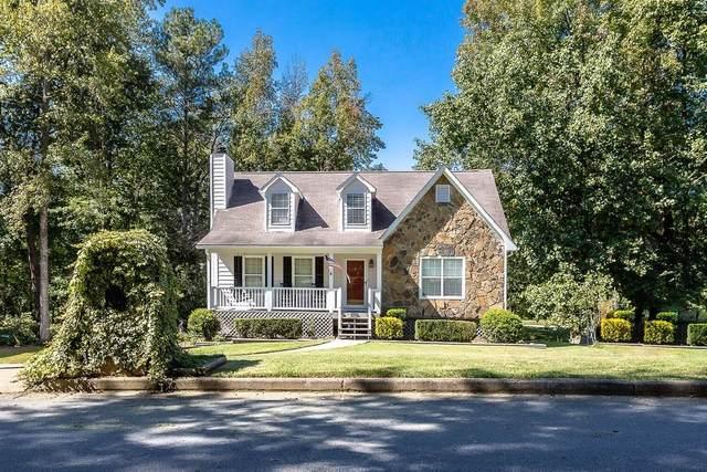 1327 Fairridge Circle SW, Marietta, GA 30008 (MLS #6799203) :: North Atlanta Home Team