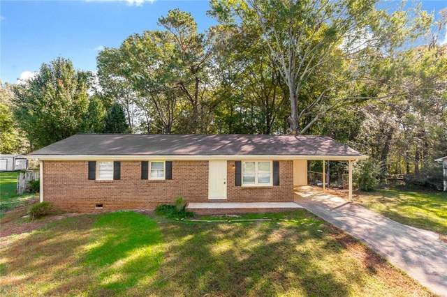 3781 Villa Court, Powder Springs, GA 30127 (MLS #6799205) :: The Heyl Group at Keller Williams