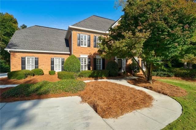 7645 S Spalding Lake Drive, Sandy Springs, GA 30350 (MLS #6799209) :: Tonda Booker Real Estate Sales