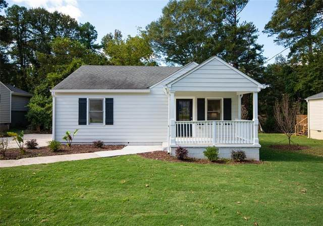 1991 Mcafee Place, Decatur, GA 30032 (MLS #6799219) :: Tonda Booker Real Estate Sales