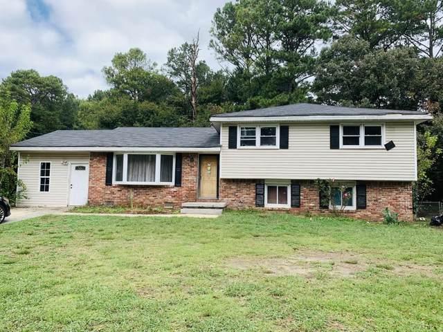 1536 Valley Green Court, Conley, GA 30288 (MLS #6799251) :: North Atlanta Home Team