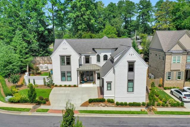 1791 Kent Avenue, Dunwoody, GA 30338 (MLS #6799265) :: Thomas Ramon Realty