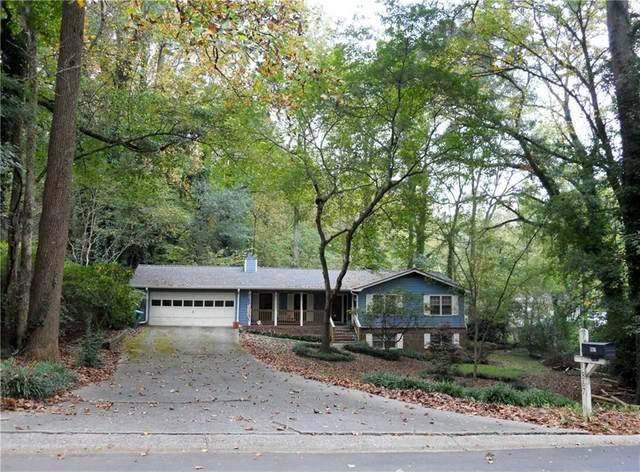 867 Rockbridge Way, Norcross, GA 30093 (MLS #6799271) :: North Atlanta Home Team