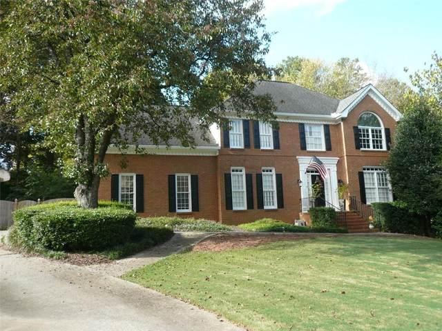 3766 Grand Forest Drive, Peachtree Corners, GA 30092 (MLS #6799272) :: North Atlanta Home Team