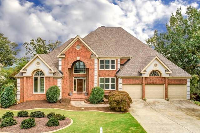 4340 Highborne Drive NE, Marietta, GA 30066 (MLS #6799278) :: Tonda Booker Real Estate Sales