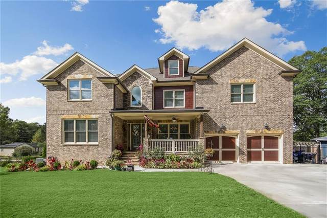 429 Afton Drive, Roswell, GA 30075 (MLS #6799280) :: The Justin Landis Group