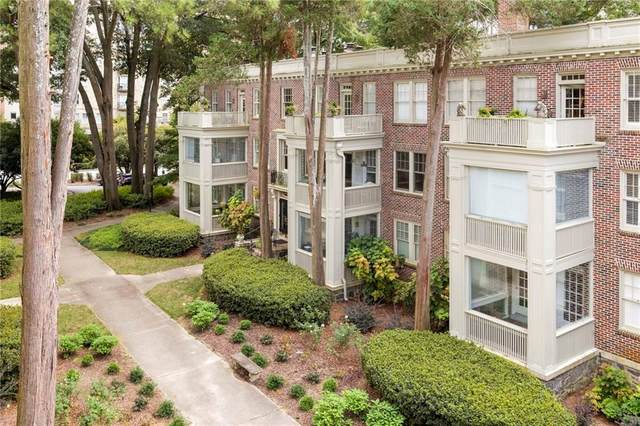2260 Peachtree Road NW D-6, Atlanta, GA 30309 (MLS #6799291) :: Dillard and Company Realty Group