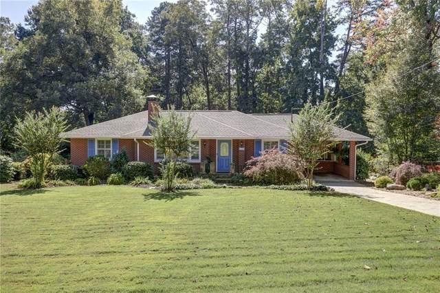 1480 Memory Lane SE, Smyrna, GA 30080 (MLS #6799304) :: KELLY+CO