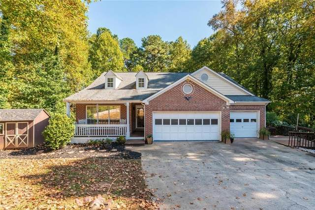 2792 Grassland Court NW, Kennesaw, GA 30152 (MLS #6799315) :: Kennesaw Life Real Estate