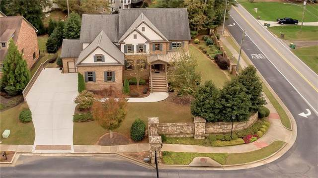 5368 Broadwood Avenue, Peachtree Corners, GA 30092 (MLS #6799342) :: North Atlanta Home Team
