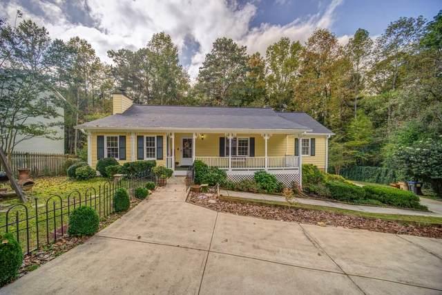 149 Dockside Downs Drive, Woodstock, GA 30189 (MLS #6799360) :: North Atlanta Home Team
