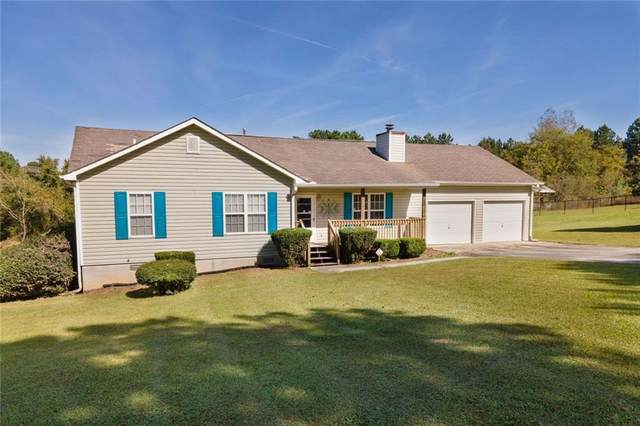 5350 Central Church Road, Douglasville, GA 30135 (MLS #6799363) :: North Atlanta Home Team