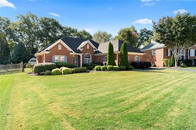 24 Hampton Lane, Cartersville, GA 30120 (MLS #6799369) :: Keller Williams Realty Cityside