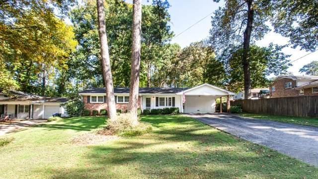 2051 Longview Way, Chamblee, GA 30341 (MLS #6799380) :: Tonda Booker Real Estate Sales