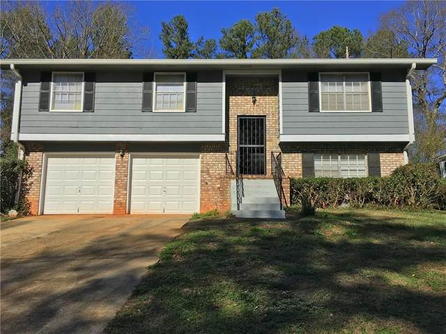 4145 Northstrand Drive, Decatur, GA 30035 (MLS #6799385) :: The Justin Landis Group