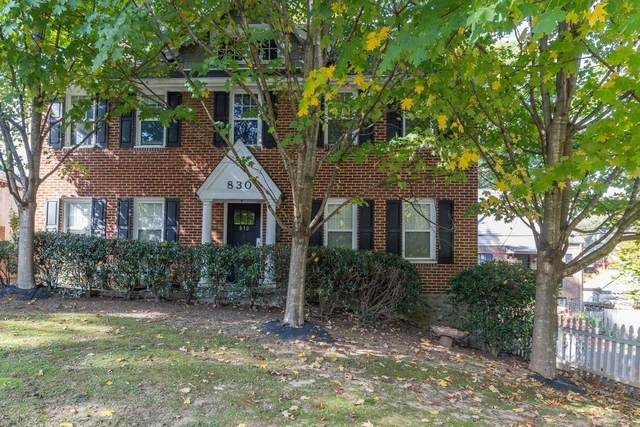 830 Barnett Street #6, Atlanta, GA 30306 (MLS #6799391) :: KELLY+CO