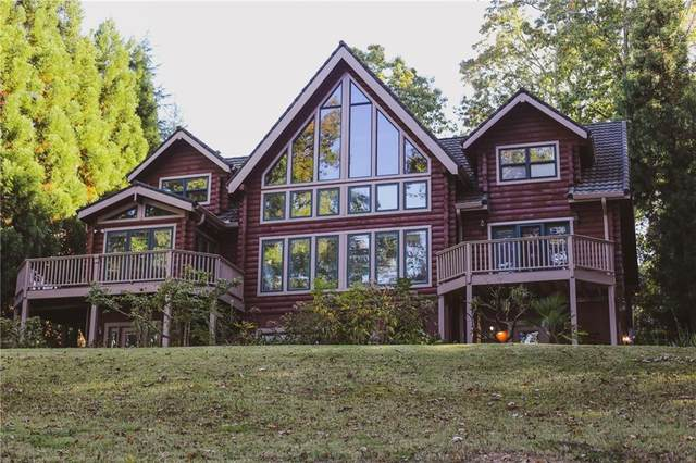 6205 Lake Lanier Heights Road, Buford, GA 30518 (MLS #6799392) :: North Atlanta Home Team