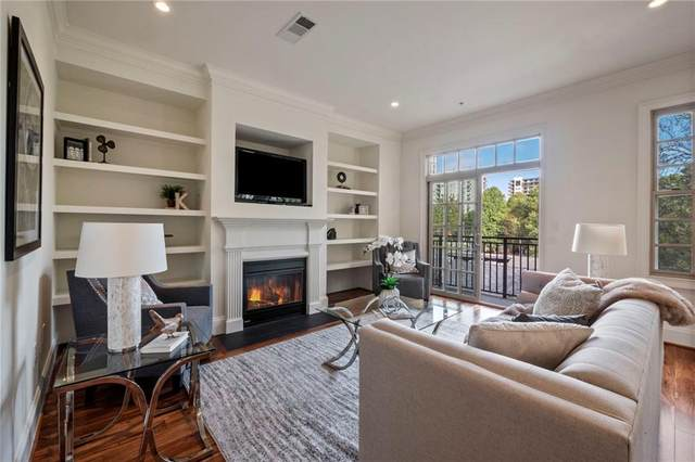 1055 Piedmont Avenue NE #316, Atlanta, GA 30309 (MLS #6799406) :: Tonda Booker Real Estate Sales