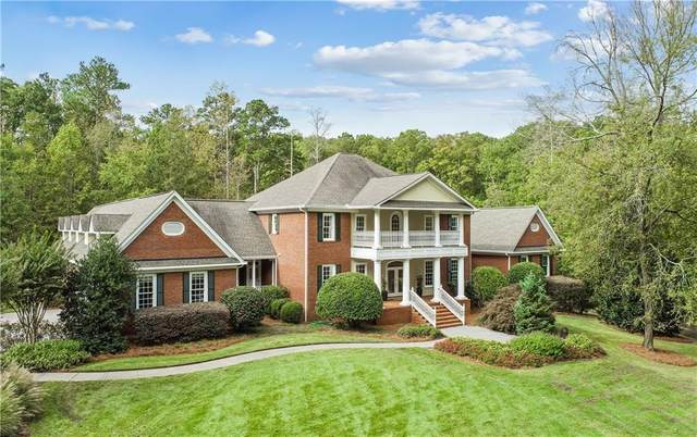 1214 Sandy Creek Road, Fayetteville, GA 30214 (MLS #6799422) :: Lucido Global