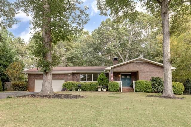 1273 Daniell Drive SE, Smyrna, GA 30080 (MLS #6799429) :: Tonda Booker Real Estate Sales