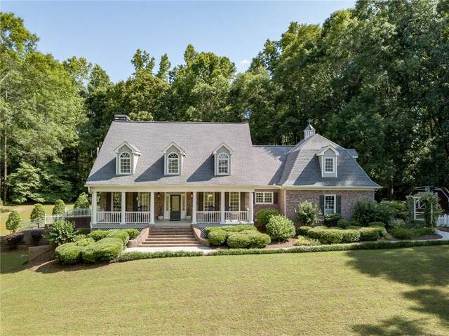 473 P J Roberts Road, Jefferson, GA 30549 (MLS #6799437) :: The Justin Landis Group