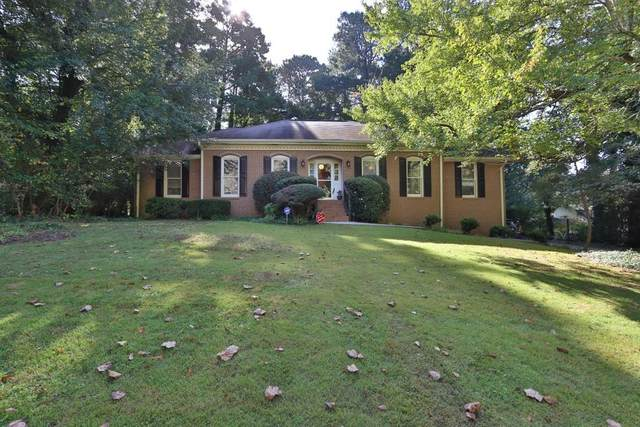 2744 Kenwood Court, Duluth, GA 30096 (MLS #6799460) :: RE/MAX Prestige