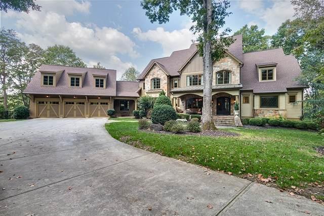 50 Millers Place, Dahlonega, GA 30533 (MLS #6799467) :: North Atlanta Home Team