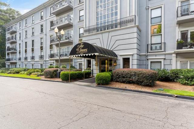 3203 Lenox Road NE #4, Atlanta, GA 30324 (MLS #6799488) :: Compass Georgia LLC