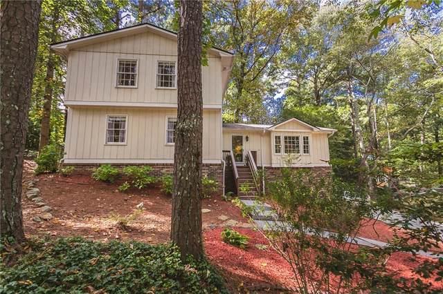 215 Hauteur Place SW, Lilburn, GA 30047 (MLS #6799504) :: North Atlanta Home Team