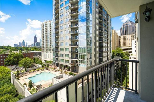 275 13th Street #802, Atlanta, GA 30309 (MLS #6799512) :: Rock River Realty
